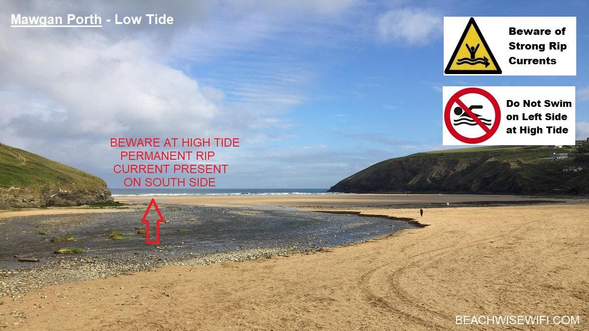 Mawgan-Porth-Beware-at-high-tide-of-permanent-rip-current-on-left-side