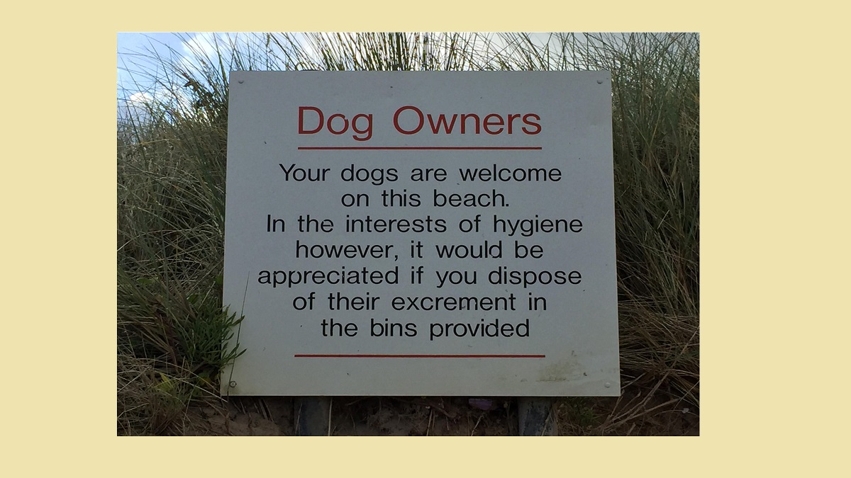 Mawgan-Porth-Signage-for-Dog-Owners