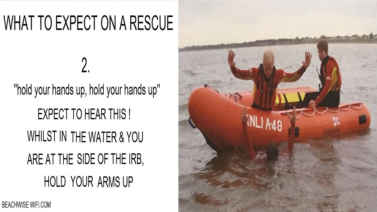 how-to-be-rescued2-in-the-water-hold-your-arms-up-at-the-side-of-the-IRB